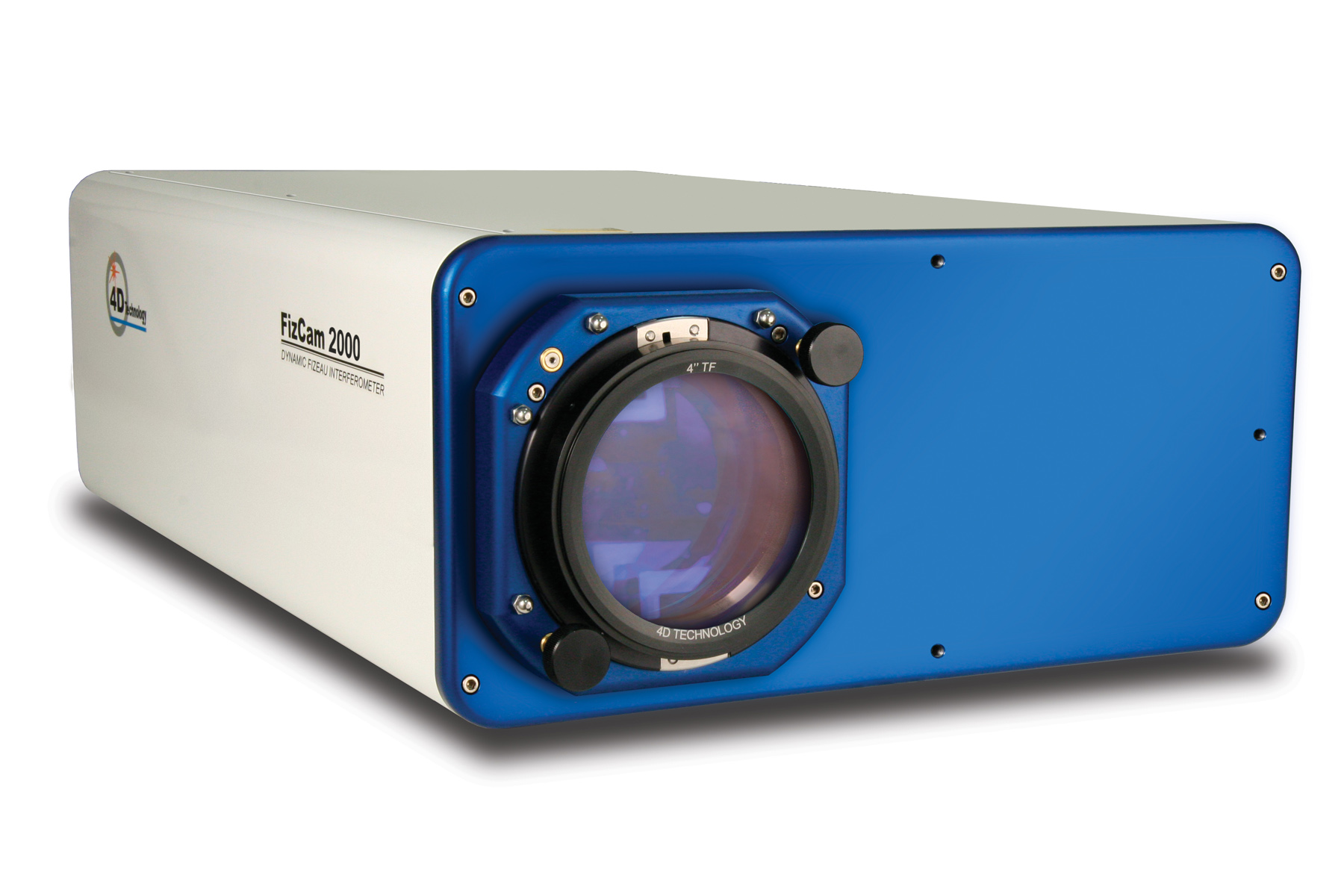 Fizeau Interferometer - FizCam 100mm aperture dynamic laser interferometer