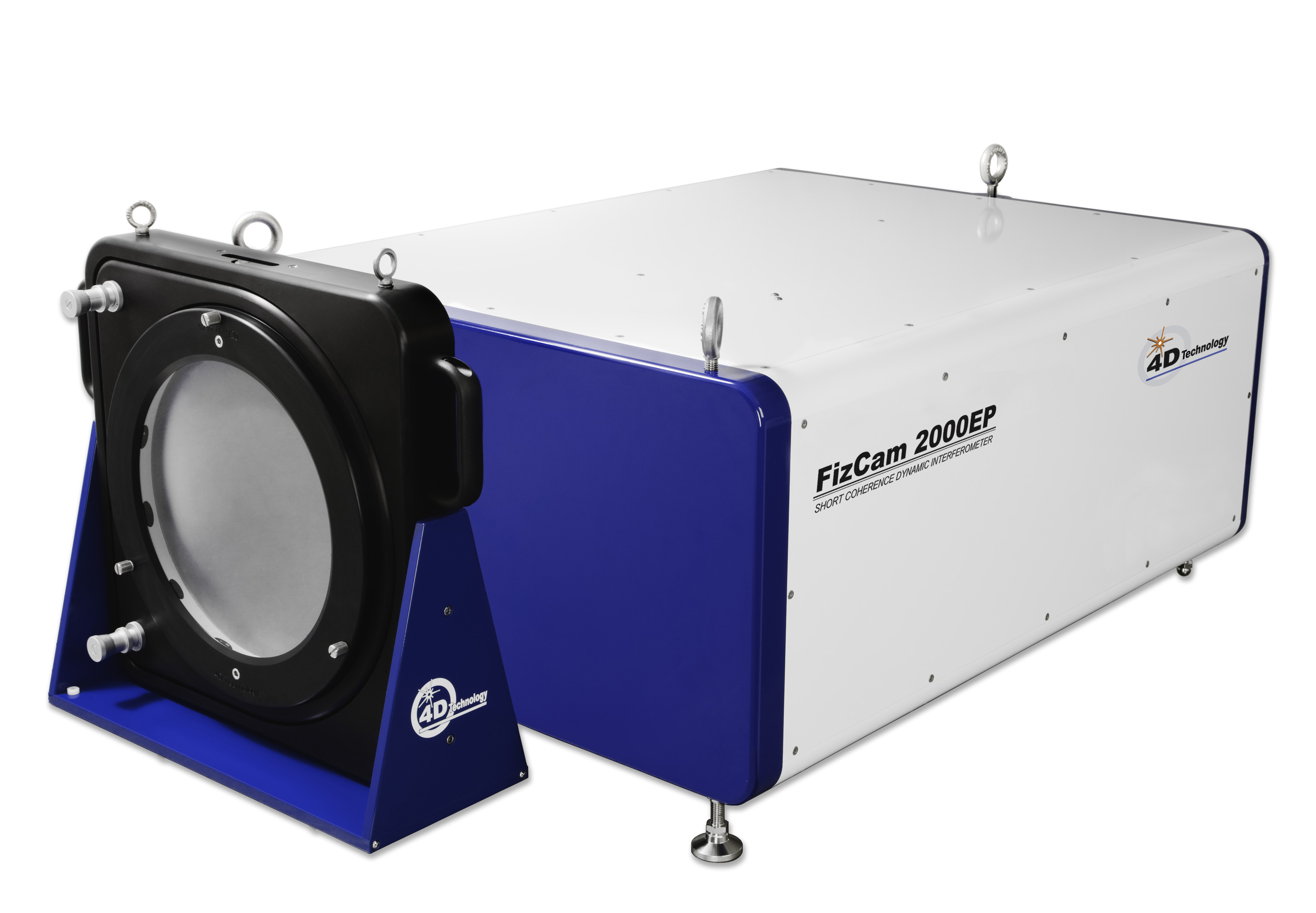 Fizeau Interferometer - FizCam 300mm aperture dynamic laser interferometer