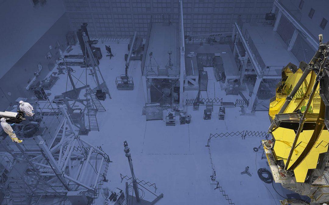 Measuring up to NASA's James Webb Space Telescope