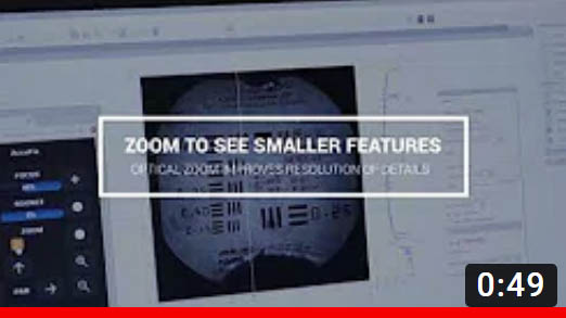 Fizeau Continuous Zoom Interferometer