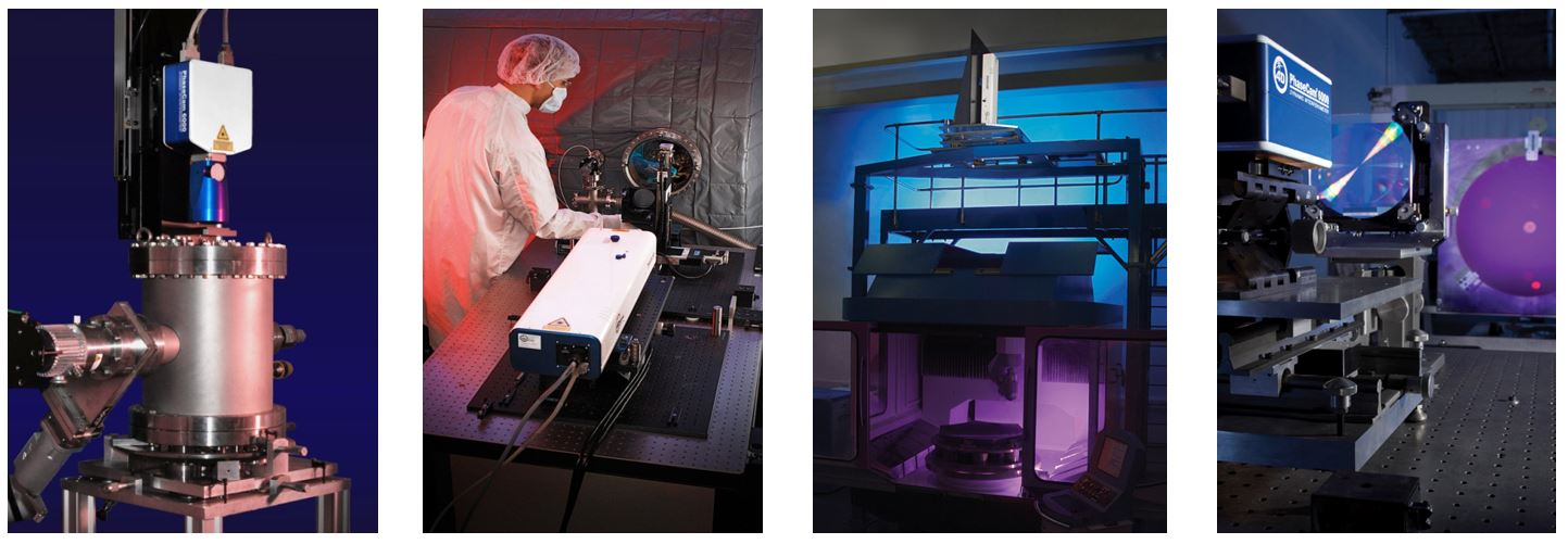 A dynamic Twyman-Green Interferometer can measure in challenging environments - 4D Technology