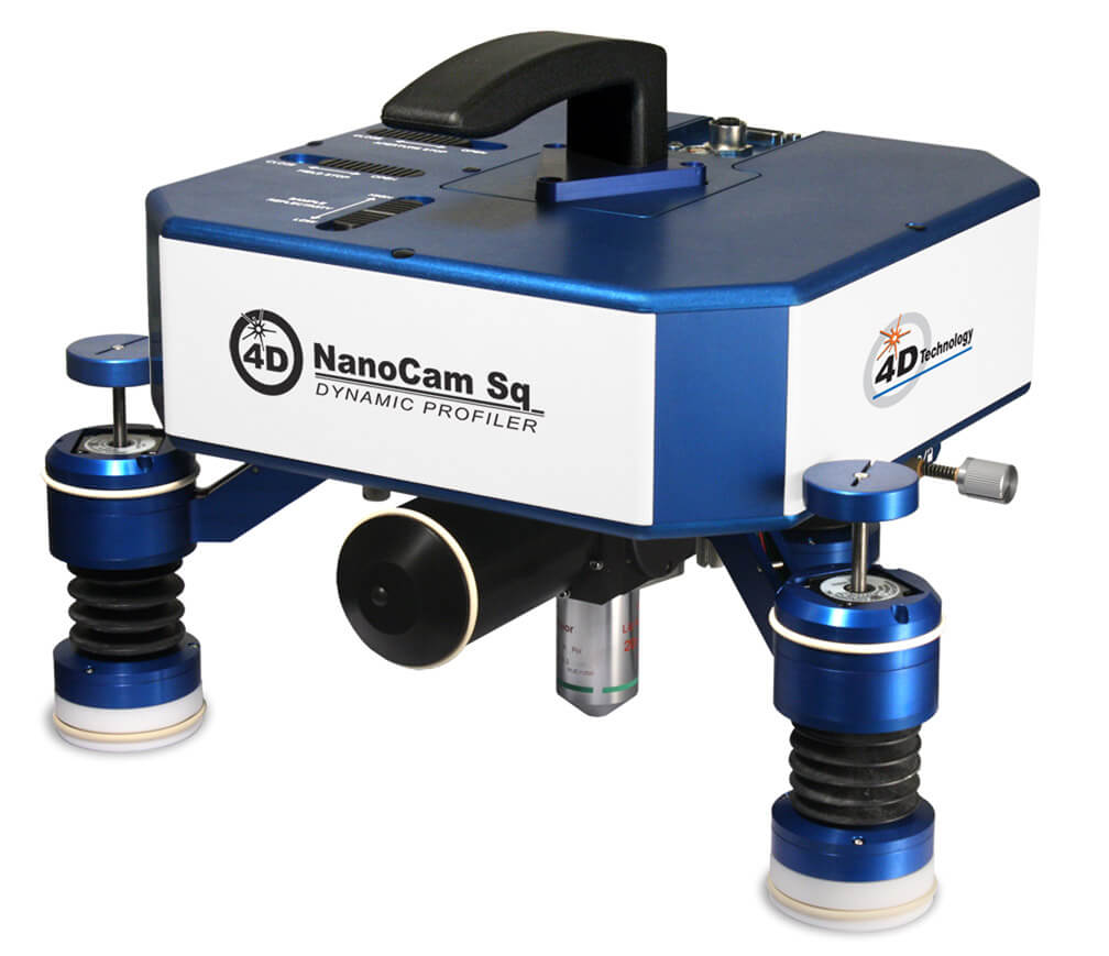 NanoCam Sq optical surface profiler