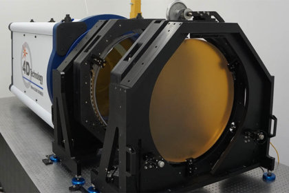 Laser Fizeau Interferometer