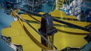 NASA JWST Primary Mirror