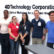 University of Arizona Optical Science Students Tour 4D Technology Facility