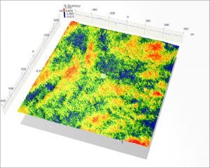 NanoCam Sq Surface Roughness Data